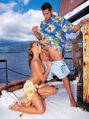 Sailing With Maya Gold...